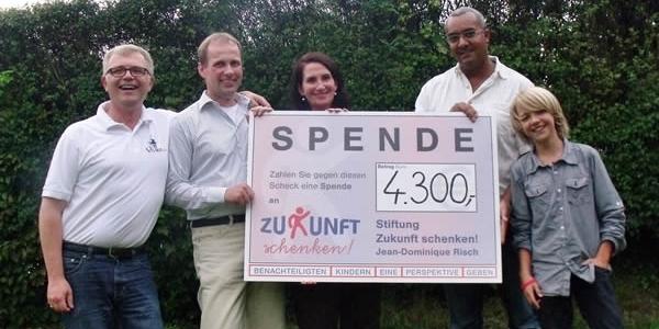 Stiftung Zukunft schenken!